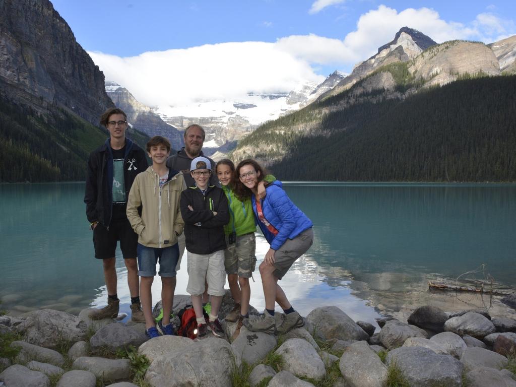 Banff – Lake Louise – Chase, 20 juli