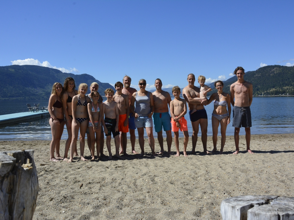 21 juli, Chase – Harrison Hot Springs
