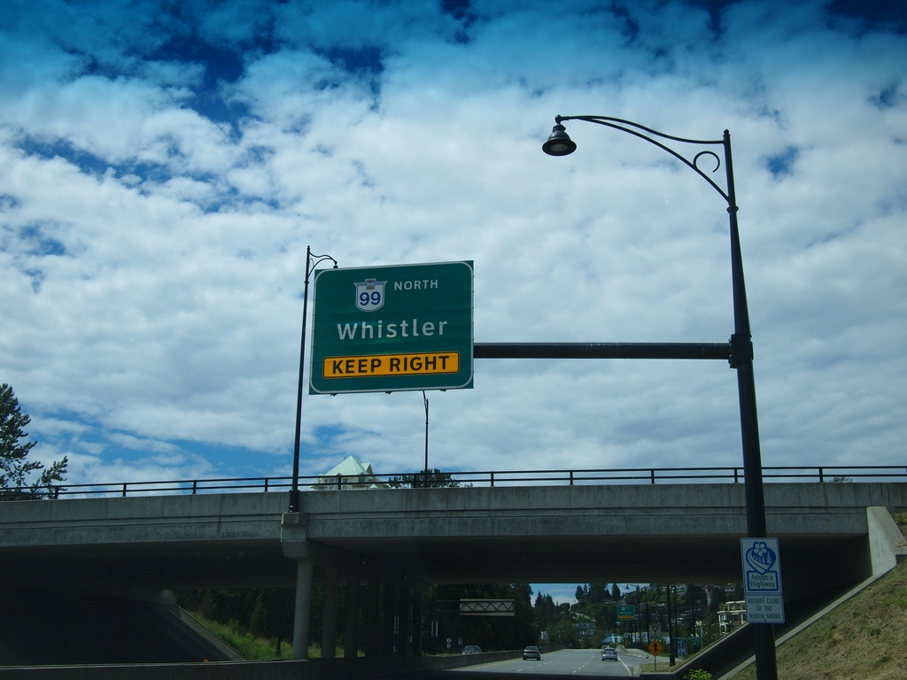 Capelle aan den IJssel – Vancouver – Whistler, 10 juli