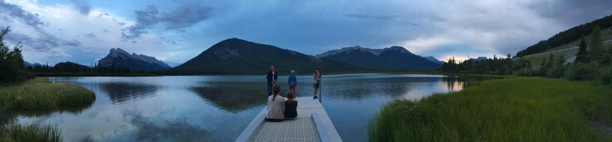 Reisblog West-Canada, reisverslag Familie Kloosterman