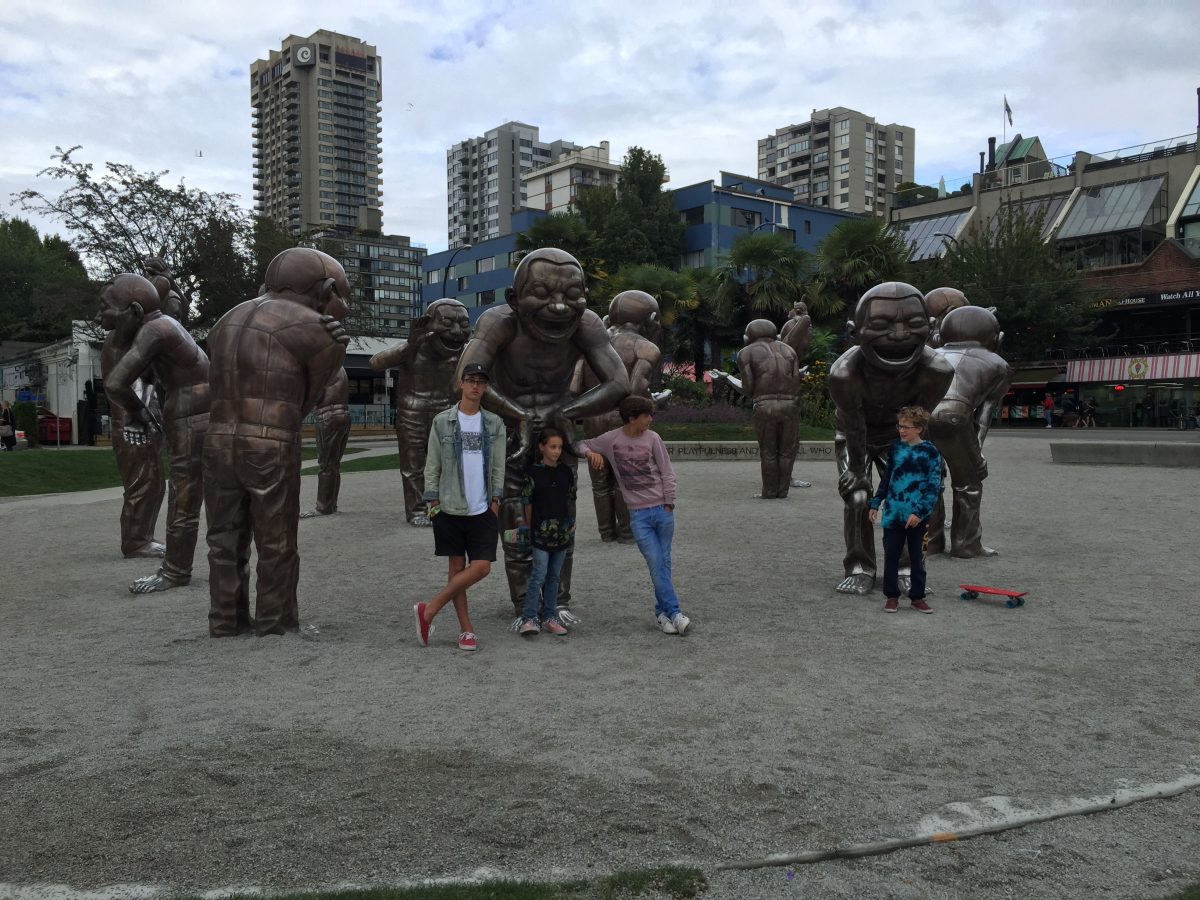Madeira Park – Vancouver, 2 augustus